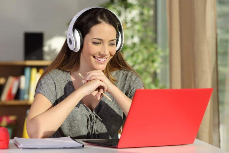 Begeistern im Online-Bewerbungsgespräch