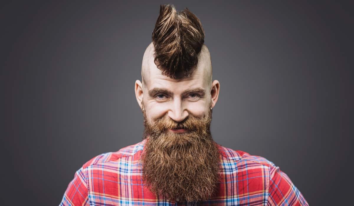 Männer kurzer haarschnitt ▷ 1001