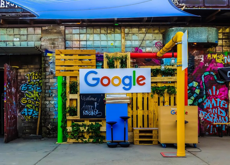 Google, ein modernes und zukunftsorientiertes Unternehmen