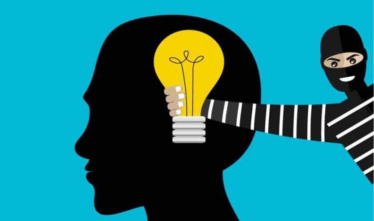 Ideenklau ist keine Seltenheit und gehört leider auch zum beruflichen Alltag