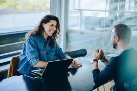 Jobzusage im Vorstellungsgespräch: Diese Frage erhöht Deine Chance