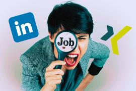 LinkedIn, Xing und Co.: 10 Tipps, damit ihr eure Jobsuche (nicht) sabotiert